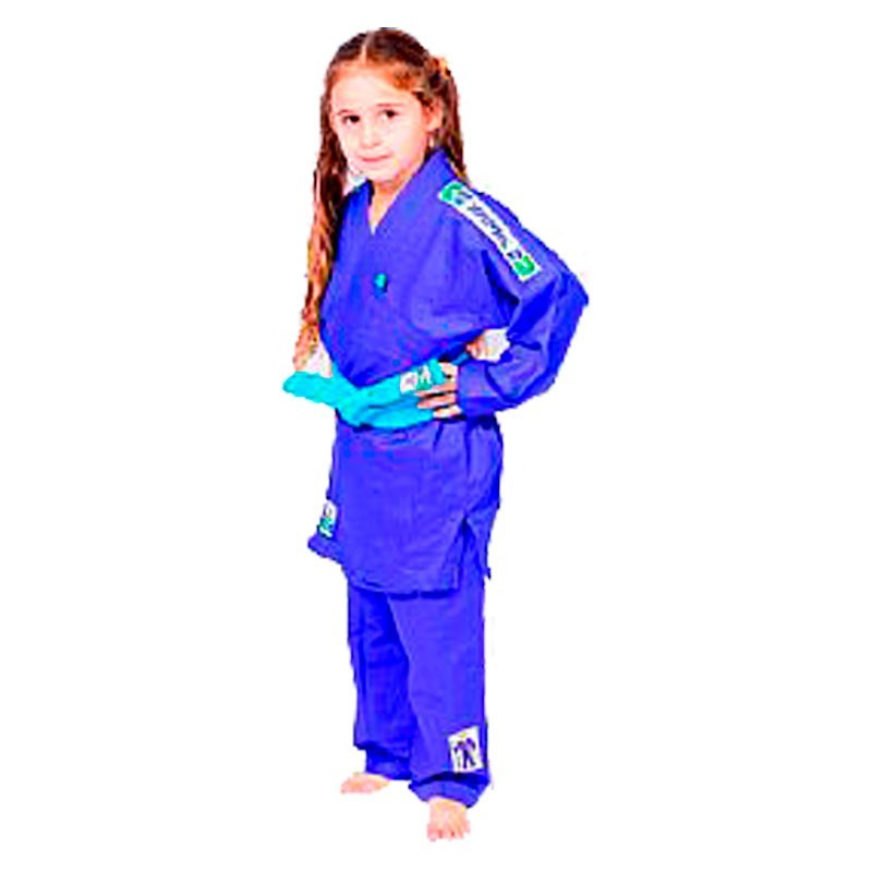 Kimono Judo Yama Kids Azul Infantil