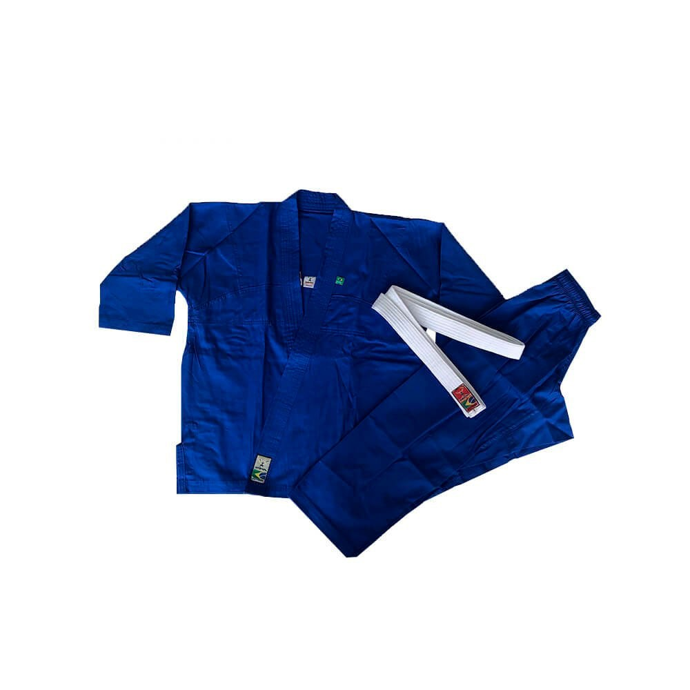 Kimono Judo Yama Kids Light Azul Infantil