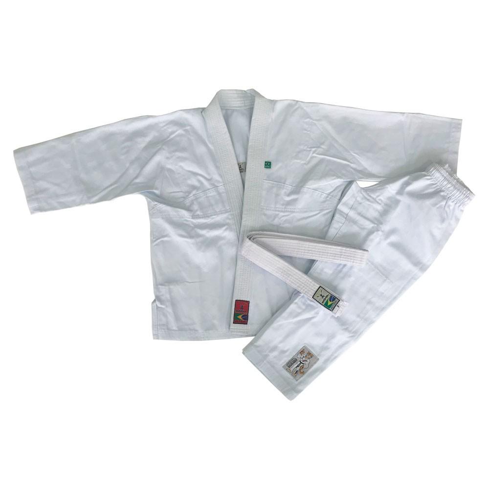 Kimono Judo Yama Kids Light Branco Infantil