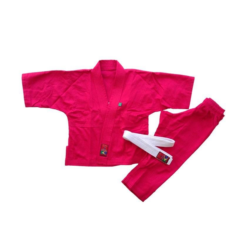 Kimono Judo Yama Kids Pink Infantil
