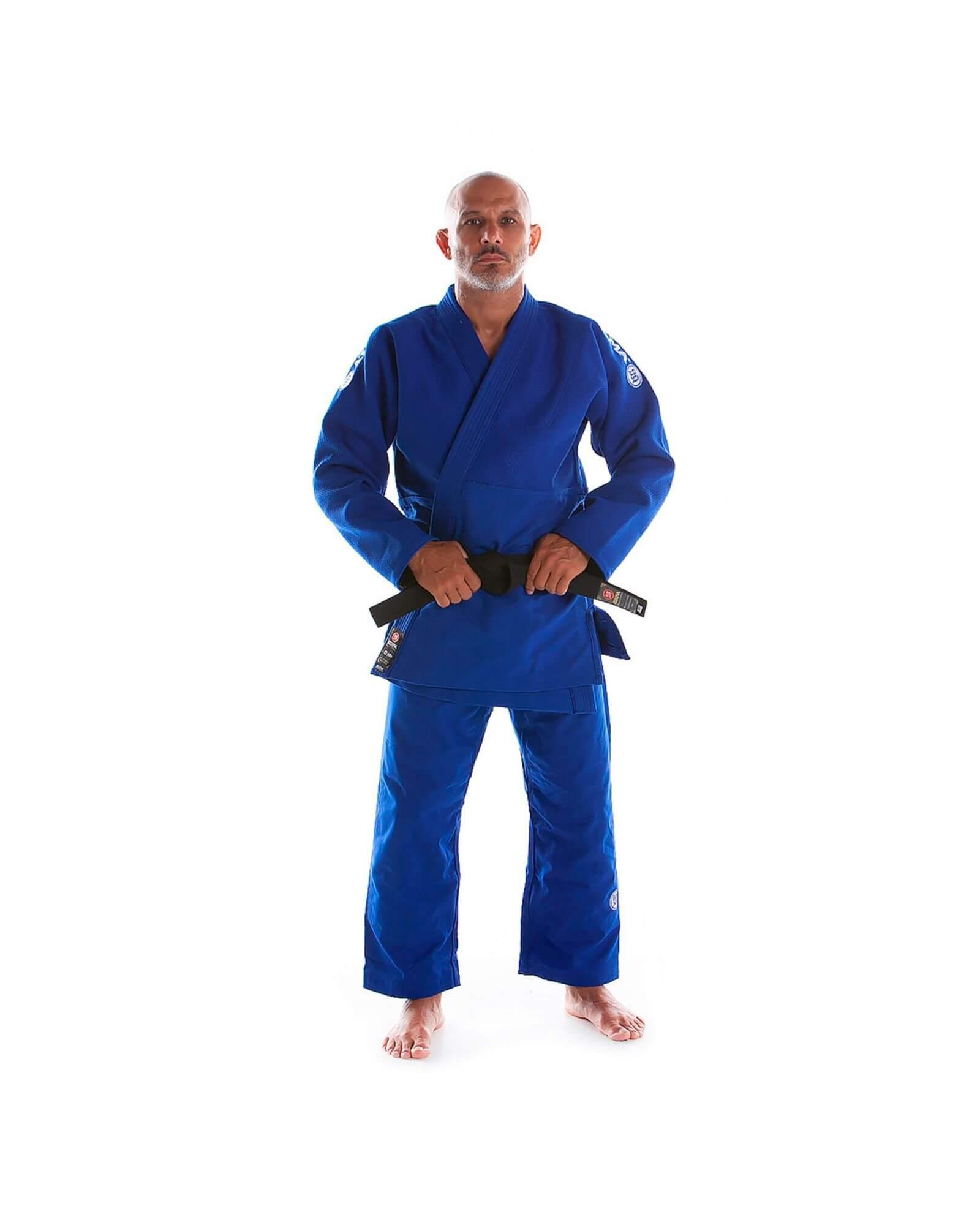 Kimono Judogi Atama Professional Azul - Unissex