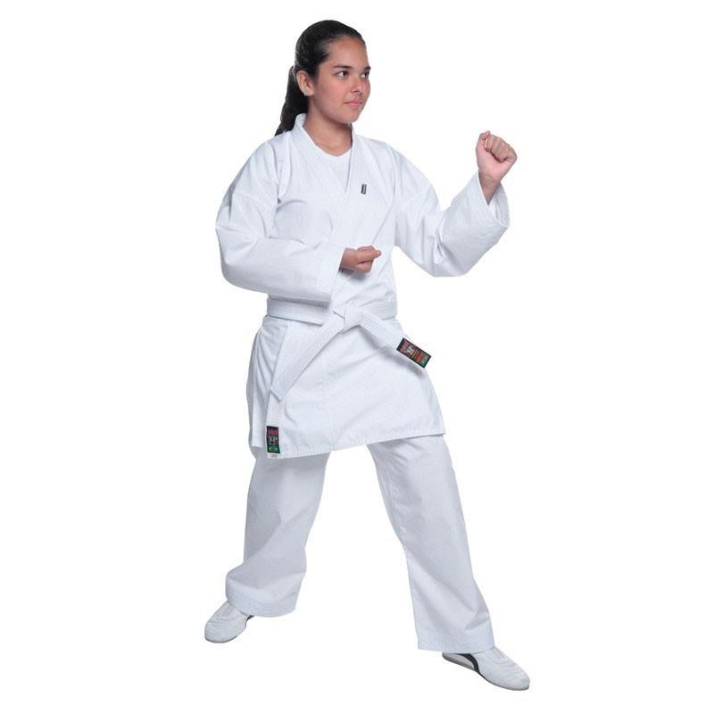 Kimono Karate Shiroi P.A. Oficial CBK Adulto Unissex