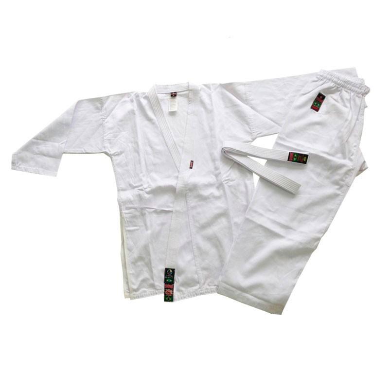 Kimono Karate Shiroi Start Oficial CBK Adulto Unissex