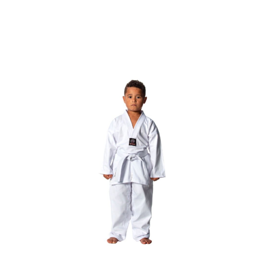 Kimono Tae Kwondo Shiroi Light Infantil - Do Bok