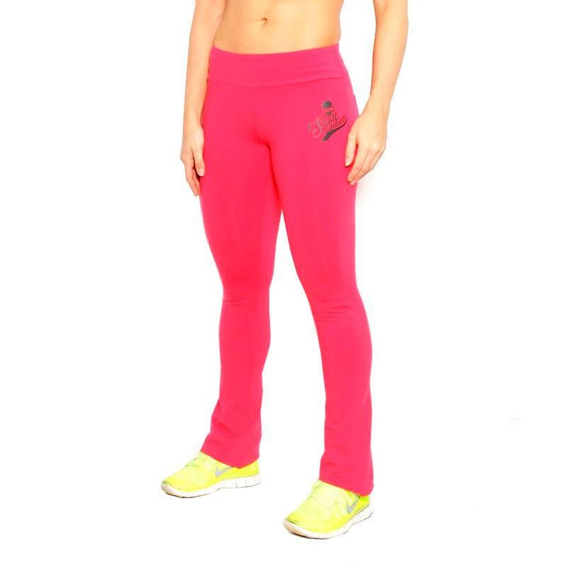 Legging Kvra Aerobic Pink Feminina