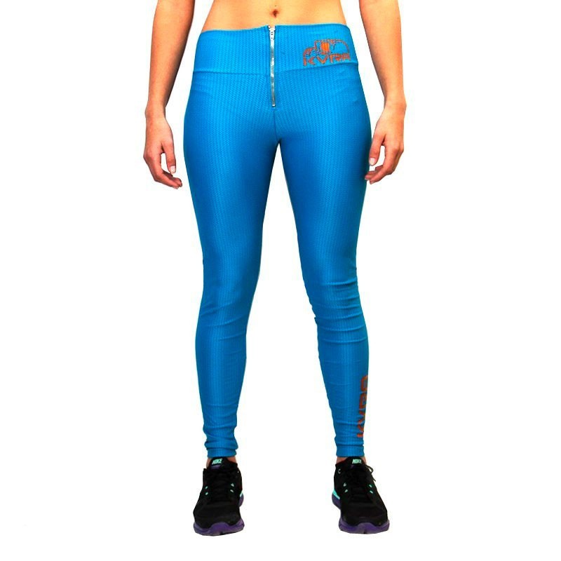 Legging Kvra Fierce Azul Feminino