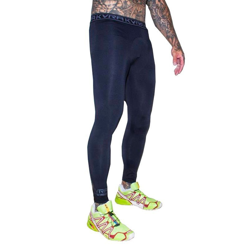 Legging Kvra High Performance Performance Preta Masculina