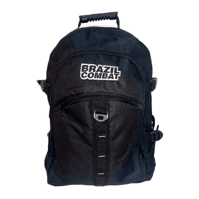 Mochila Brazil Combat School Bag Preta