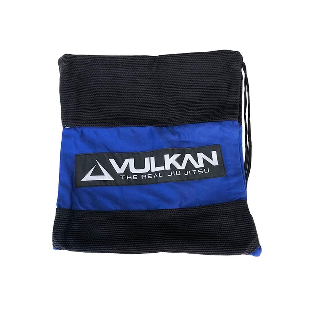 Mochila Vulkan Gi Bag Azul Royal Infantil