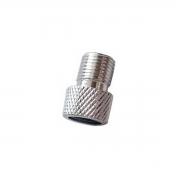 Adaptador de Válvula Presta para Schrader Alumínio