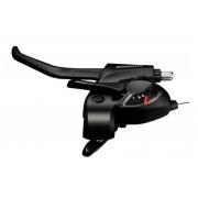 Alavanca Cambio E Freio Shimano Tourney ST - EF41 3v Esquerdo