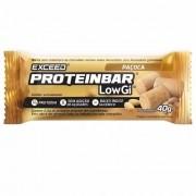 Barra de Proteína Exceed Proteinbar Low Gi Paçoca 40g