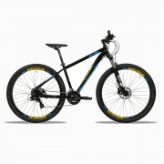 Bicicleta 29 Shimano 24v Freio Hidr Redstone Taipan Amare