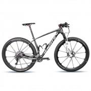 Bicicleta Aro 29 Carbono Vicini 17 + Crankbrothers Cobalt 3