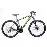 Bicicleta Aro 29 KSW 27v Suspensão Freio Disco Hidráulico