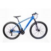 "Bicicleta Aro 29 Mtb Redstone Nitro 24V Azul Fosco 17"""