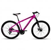Bicicleta Aro 29 Prowest Megarange Freio Mecânico 24v Rosa