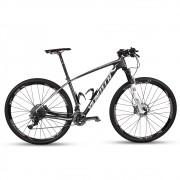 "Bicicleta aro 29 Vicini Carbono MTB 17"" Shimano XTR 2x11 SID"