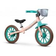 Bicicleta De Equilíbrio Nathor Aro 12 Balance Bike Sem Pedal
