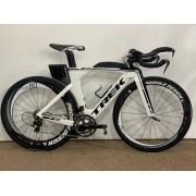 Bicicleta de Triathlon Trek Concept Shimano Tamanho S