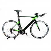 Bicicleta de Triatlhon Semi Nova Focus Izalco Chrono