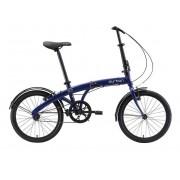 Bicicleta Dobrável Durban Eco+ Aro 20 6V Comfort Azul