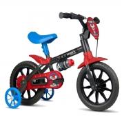 Bicicleta Infantil Aro 12 Nathor Mechanic Freio Tambor