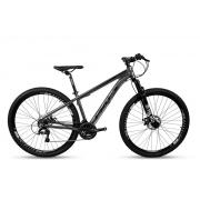 Bicicleta Mtb Aro 29 Freio Mec 24v Prowest Megarange Grafite