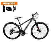 Bicicleta Mtb Aro 29 Prowest Câmbio Shimano 21v 17 Grafite