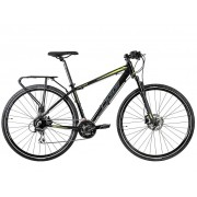 Bicicleta MTB Oggi Lite Tour 29 Preto/S-Lime Acera 24v