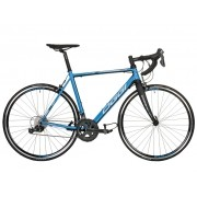 Bicicleta Speed Oggi Stimolla Azul e Preta 50 Tiagra 20v