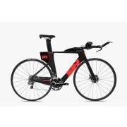 Bicicleta Triathlon Quintana Roo PRFour Disc 105 Neon Fire