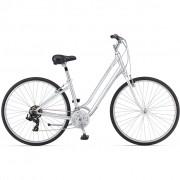 Bicicleta Urbana Retrô Giant Cypress W Prata 18