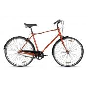 Bicicleta Urbana Retrô Giant Via 3 Vermelha