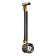 Bomba De Suspensão Bike Lezyne Shock Drive 400 psi Preto