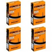 Câmara De Ar Continental Race 28 700X18 42mm 4 Unidades