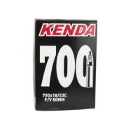 Câmara de Ar Kenda Speed 700 x 18 - 23C Válvula Presta 80mm