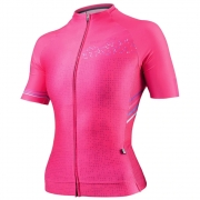 Camisa Ciclismo Feminina Evoe Evolution Donne Bolso Zíper
