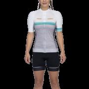 Camisa Ciclismo Feminino Woom Supreme Ibiza 2020