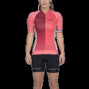 Camisa Ciclismo Feminino Woom Supreme Marselle 2020