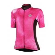 Camisa Ciclismo Mauro Ribeiro Feminina Cloud Roxo