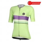 Camisa Ciclismo Mauro Ribeiro Feminina Line Verde