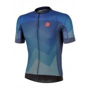 Camisa Ciclismo Mauro Ribeiro Masculina Plain Azul