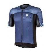 Camisa Ciclismo Mauro Ribeiro Masculina Premium Marinho