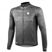 Camisa de Ciclismo Manga Longa Mauro Ribeiro Plot