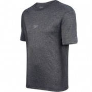 Camiseta Speedo Masculina Blend Mescla Preto