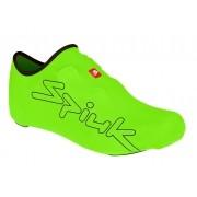 Capa de Lycra Proteção Sapatilha Ciclismo Marca Spiuk Verde