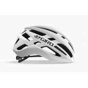 Capacete Ciclismo Giro Agilis Branco e Cinza