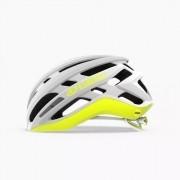 Capacete Ciclismo Giro Agilis Mips Branco/Verde P