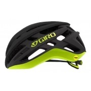 Capacete Ciclismo Giro Agilis Mips Preto/Amarelo M